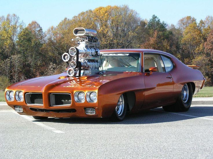 Muscle Car | Carros Envenenados: Pontiac GTO - Muscle Car