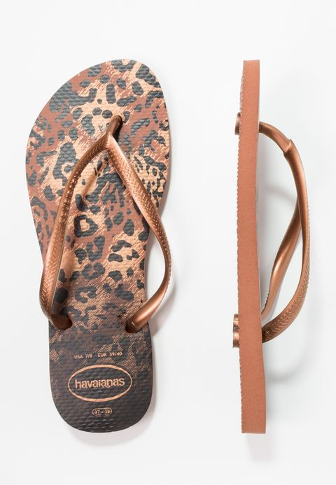quality design 1a40c b6ca0 Havaianas SLIM ANIMALS - Pool shoes - rust - Zalando.co.uk ...