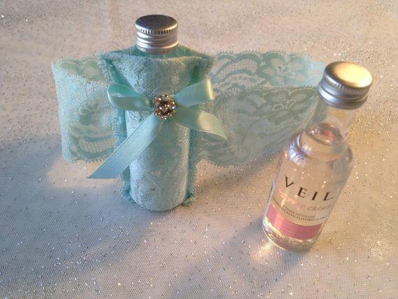 JULIETTE, Flask Garter, Garter Flask Holder, Flask, 21st Birthday, Shot Glass, Garter Belt, Bridesmaid Gift