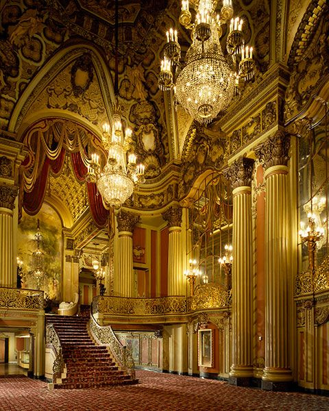 Los Angeles Theatre, Los Angeles.