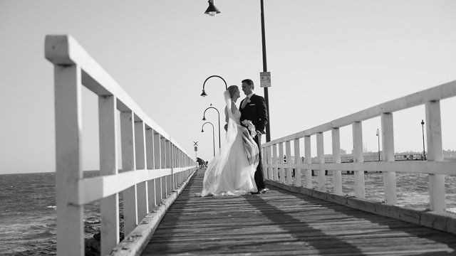 Lisa & Borce's Botanical Gardens wedding by Stu Art Video Productions, with Meriki Comito | Melbourne Celebrant x http://www.simplycelebrant.com.au/