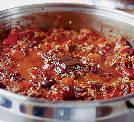 This great chilli has to be one of the best dishes to serve to friends for a casual get-together