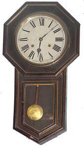 Gramma's pendulum clock