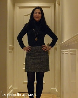 Falda Chanel: Sewing Projects, Skirts Chanel, Besito, Projects Falda, Falda Chanel, High-Low Skirt