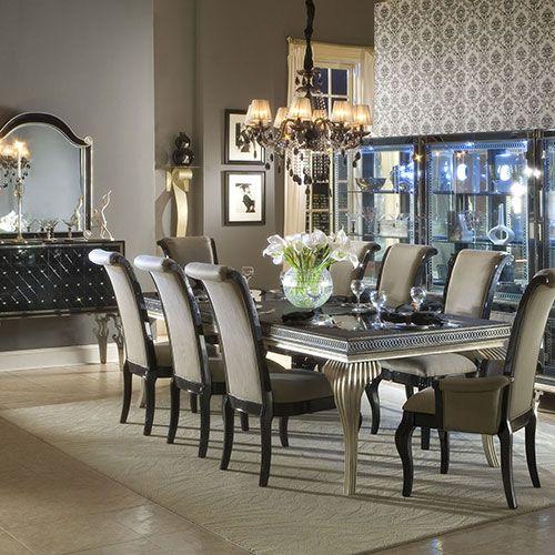 Michael Amini Dining Room Craigslist dining room light fixtures