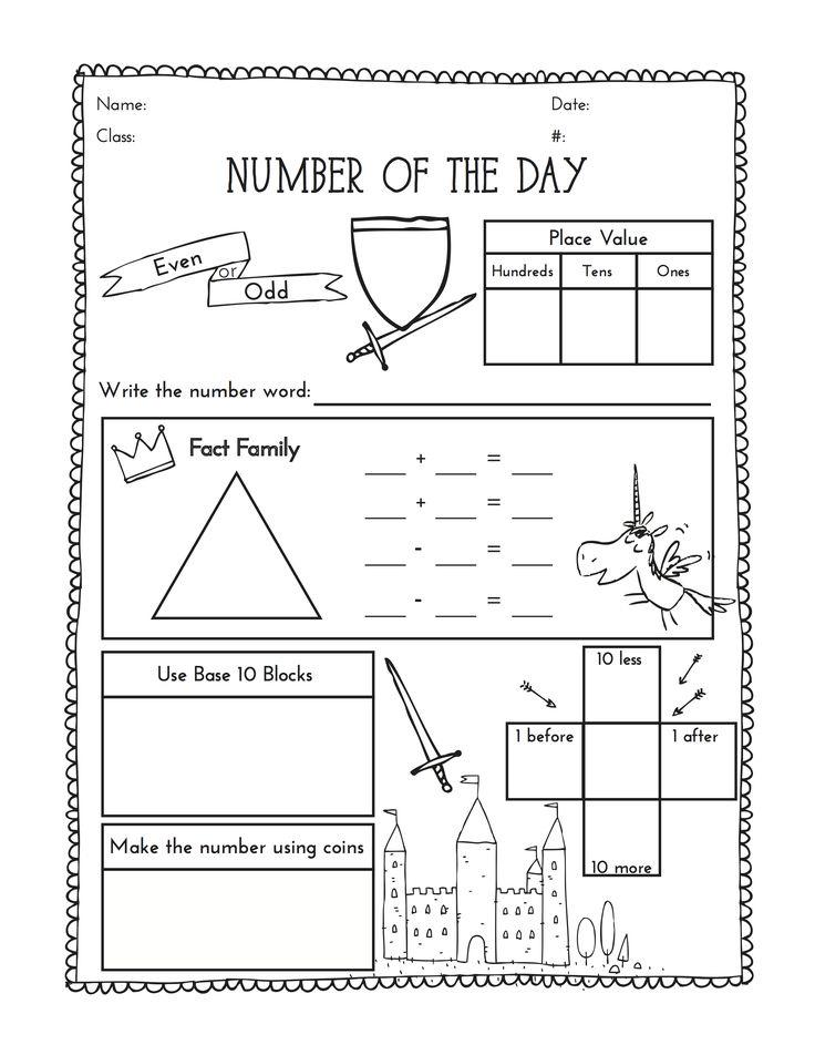 1000+ images about The number of the day on Pinterest | Todays ...