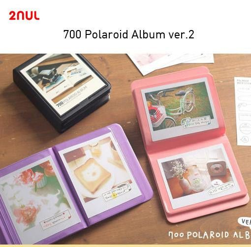 2nul photo album polaroid 600 sx 70 fuji 210 instax wide. Black Bedroom Furniture Sets. Home Design Ideas