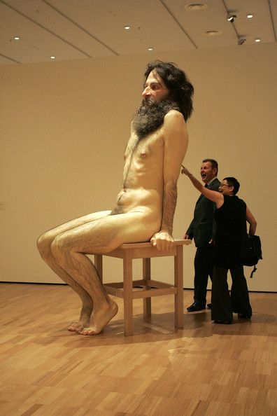 Ron Mueck 2014 Exhibitions | lifelike human sculptures exhibition opens in melbourne an exhibition ...