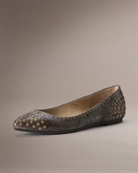 Frye Regina Studded Ballet Flats