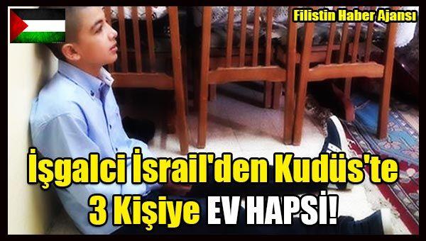 Hukuk çevrelerinin verdiği bilgiye göre, işgal rejimi Kudüslü aktivist Vadi Hulve Bilgi Merkezi Müdürü Cevad Siyam'a ev hapsi verdi ve üçüncü şahsın kefaletiyle serbest bırakıldı.   #3 filistinli ev hapsi #filistin haber #filistinli 3 çocuk hapis #israil ev hapsi #israil filistin #israil kudüs hapis #siyonist israil