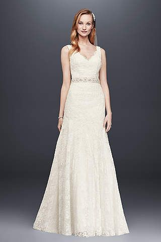 Wedding Dress Sample Sale in Various Styles | David's Bridal