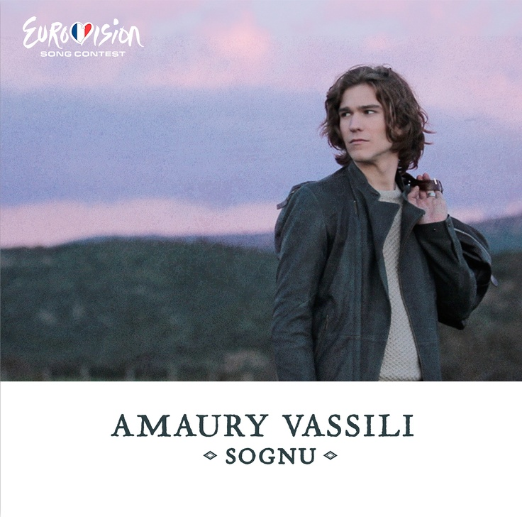 Amaury Vassili was a big favorite for victory in Düsseldorf, #eurovision 2011