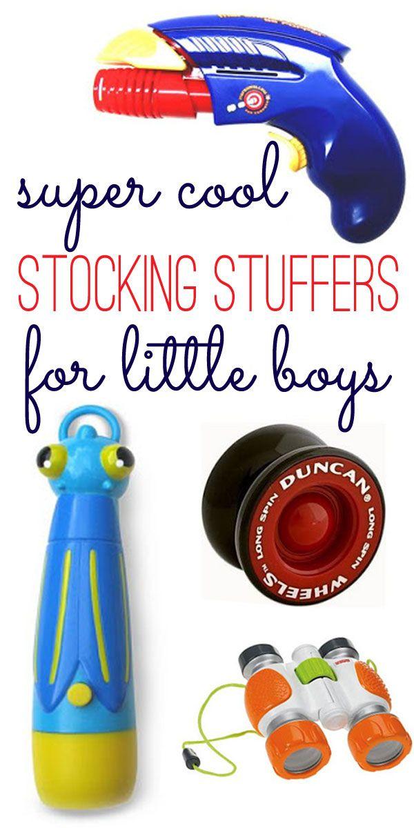 Cool Stocking Stuffers Impressive Of Boy Stocking Stuffers Photo