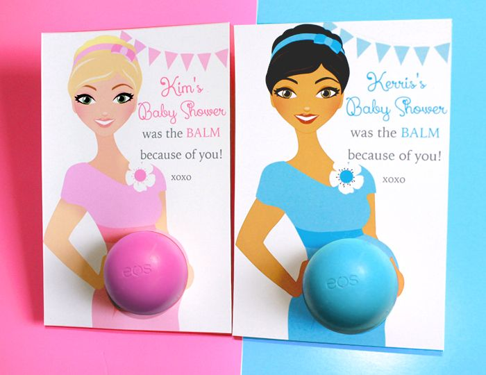 Creative, unique and fun EOS baby shower favors that your guests will love. These darling little printables are a perfect solution to the party favor dilemma. They're super easy to put together, an...