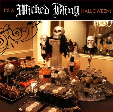adult halloween party ideas google search - Adult Halloween Decorations