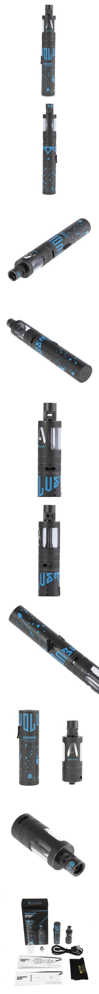 Electronic Cigarettes | AtomVapes Revolver Subxerohm E Cigarette Kit $39.45