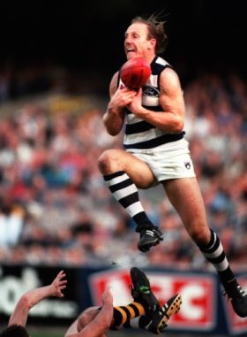 Gary Ablett (Geelong)  Australian Rules Football