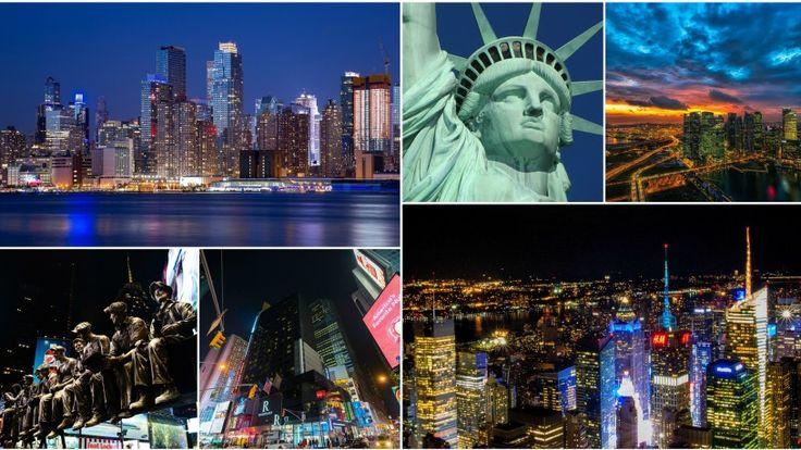 Weihnachtsshopping New York inkl. Flug und Hotel nur 455,-€