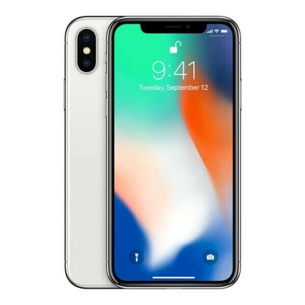 Ebay Sponsored Apple Iphone X 64 Gb Silber Mqad2ql A Go Shop Iphone Apple Iphone Buy Iphone