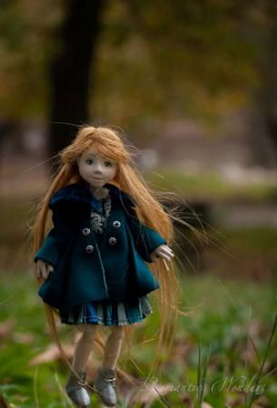 Katie | Romantic Wonders Dolls