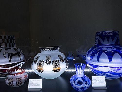 Il museo del #vetro di #Altare, manufatti che incantano
