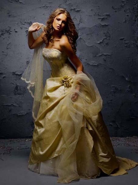 Beauty And The Beast Wedding Dress: 1000+ Ideas About Belle Wedding Dresses On Pinterest