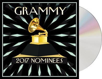 Win a trip to Los Angeles on Atlantic Records - 2017 Grammy Nominees Album Sweepstakes