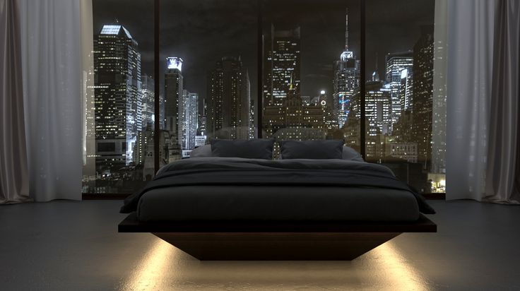 LEVEL bed