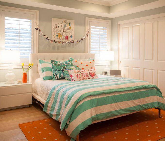 beachy bedroom | AGK Design Studio