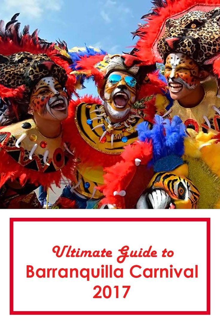 Your Barranquilla Carnival 2017 Guide Carnaval de Barranquilla - Travel Colombia