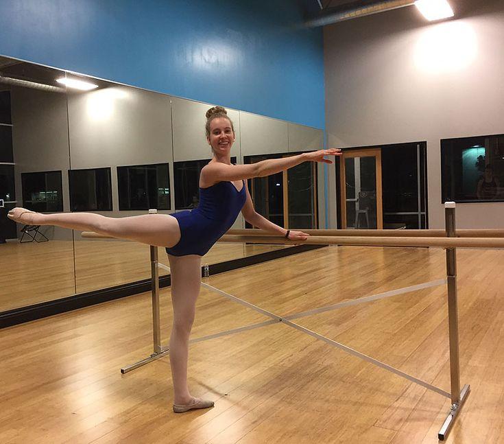 Ballerina Leap-The dance battle!!!! - YouTube