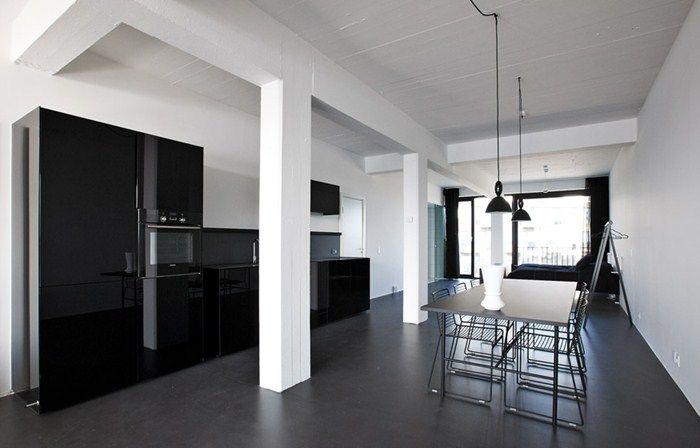 Stay hotel Copenhagen loft type rooms