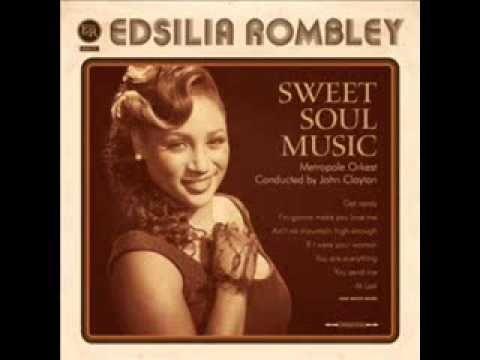 Edsilia Rombley Sweet Soul M I Feel A Song In My Heart Again - YouTube
