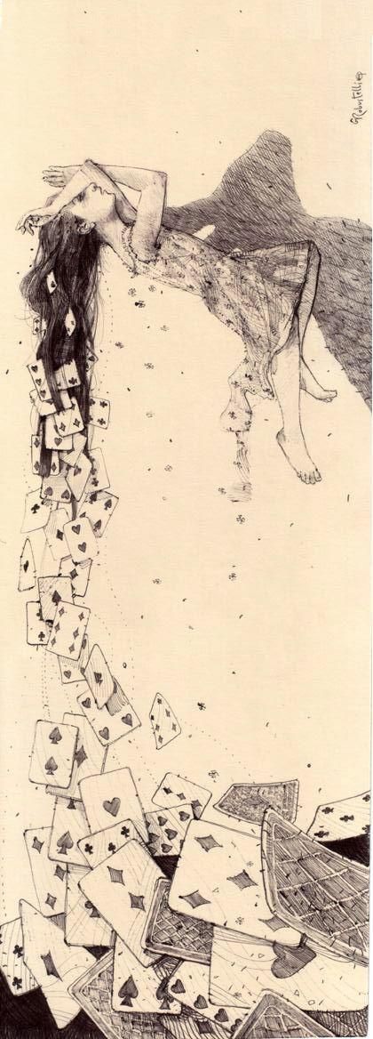 ALICE IN WONDERLAND BY GIOVANNI ROBUSTELLI