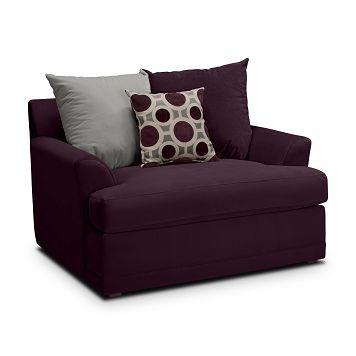 American Signature Furniture Leather Couches