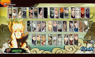 Kumpulan Naruto Senki Mod Unlimited Money Full Unlocked V1 20 Final