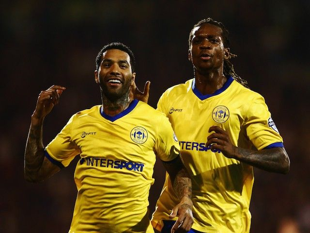 Jermaine Pennant signs contract with League One side Bury