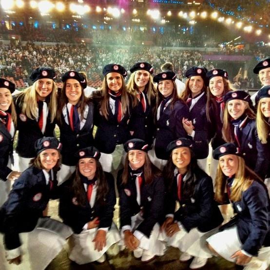 U.S. field hockey team!