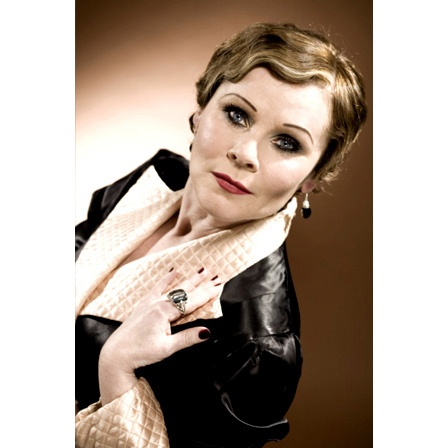 Imelda Staunton. Anybody know what this picture might be from?