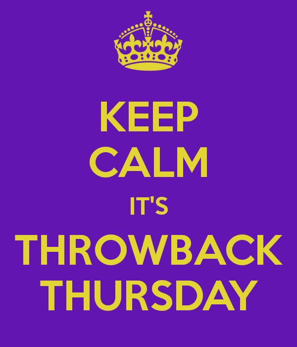 Why I Love Throwback Thursday | Lovelyish: