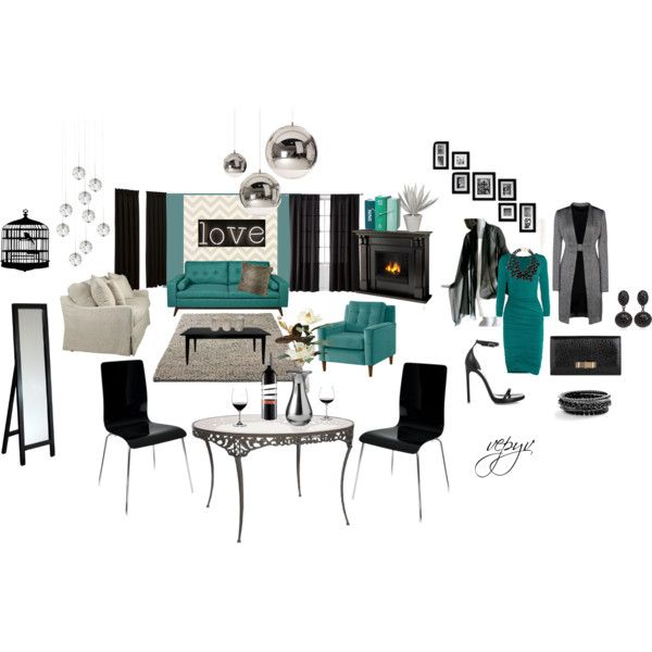 """""""Modern home"""" by viktoria-vepy on Polyvore"""