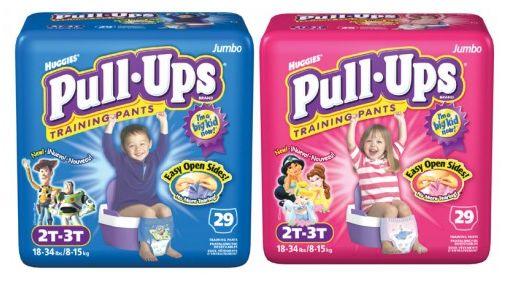 $4 off Huggies Pull-Ups coupons - Money Saving Mom®