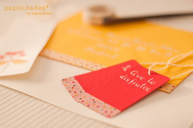 papelidades: 52 weeks of mail