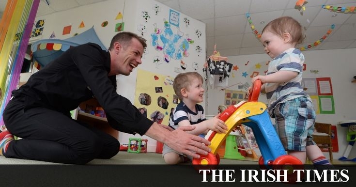 Great article about the positive impact of men in the early childcare sector!