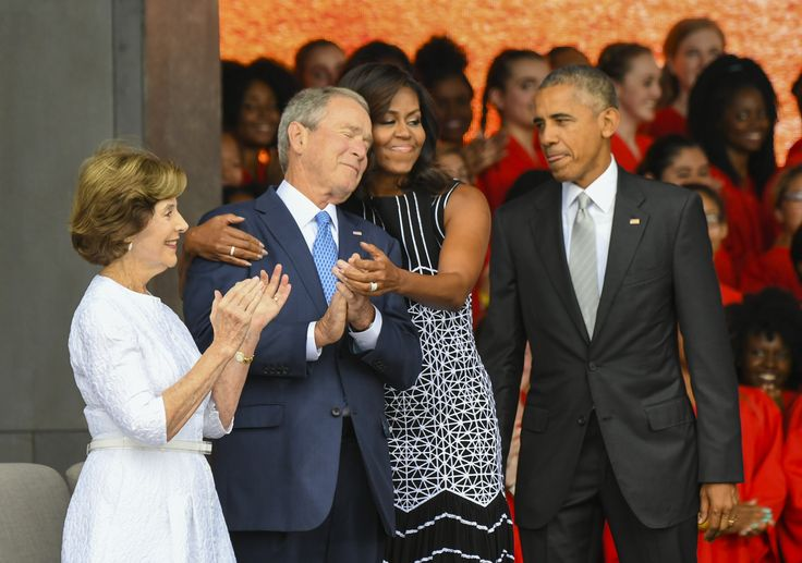 Read George W. Bush's speech at the African American Museum, 13 ...