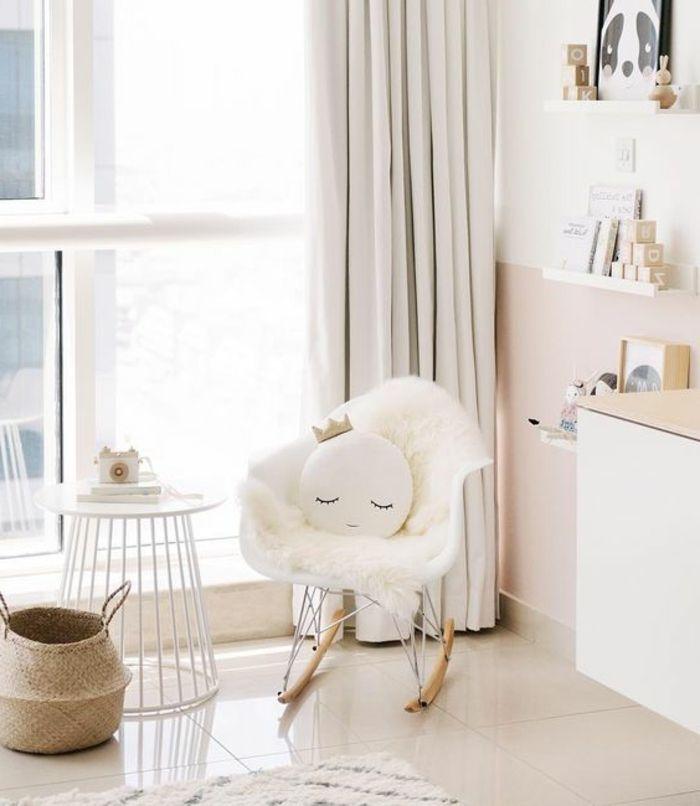 Die besten 25+ weißes Kinderzimmer Ideen auf Pinterest ... | {Kinderzimmer einrichten vorschläge 89}