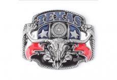 Boucle ceinture Texas Bull Rodéo