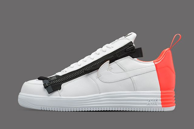 Acronym X Nike Lunar Force 1 Zip Collection Sneaker Freaker