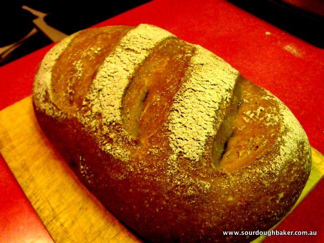 The Continental Vienna Bread