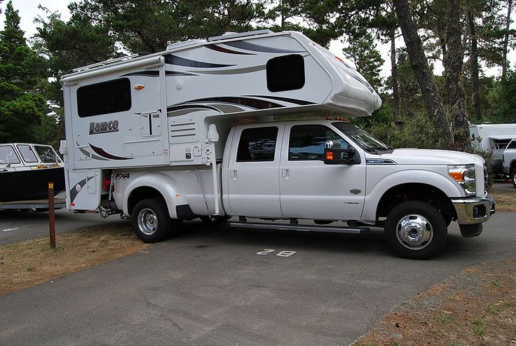 Lance 1062 And Ford F350 Http Www Truckcampermagazine